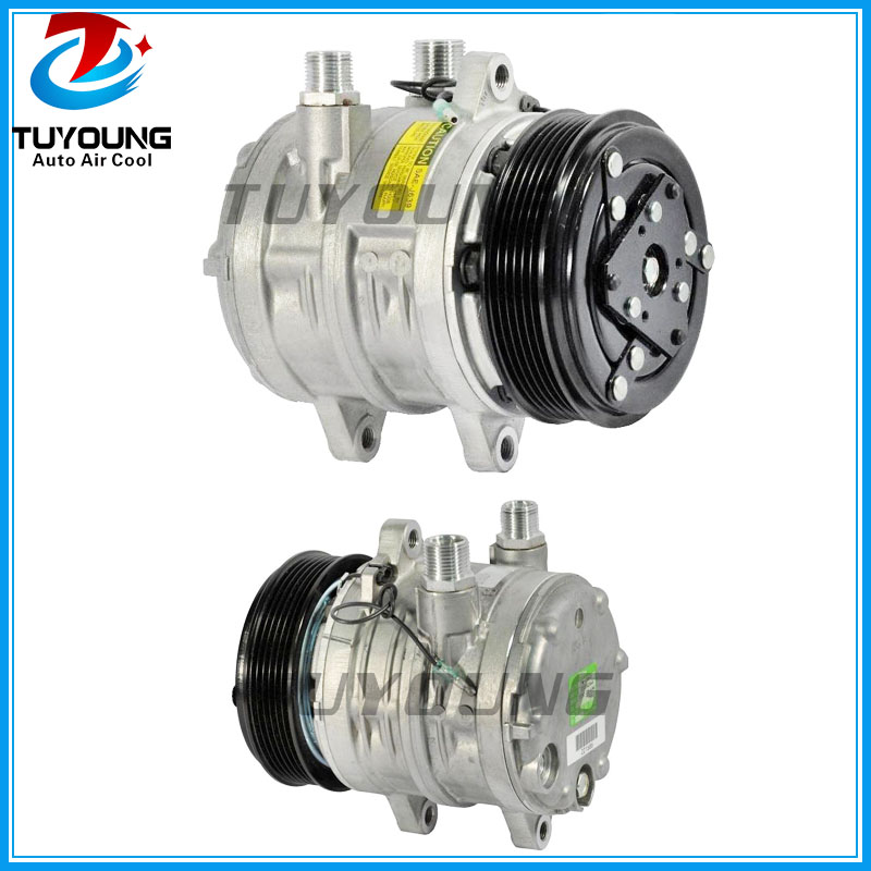 Devoted Car Air Con A/c Compressor Tm-08hs Tm-08 12 V 6pk 123mm Vor Compressor Fitting Attractive Appearance Back To Search Resultsautomobiles & Motorcycles