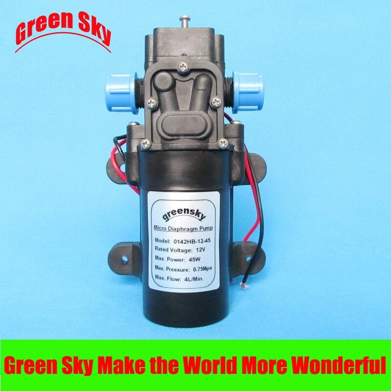 Pompe à eau haute pression 45 W 12 volts de haute qualité