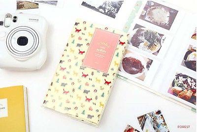 Горячая 84 кармана 1 шт. Мини пленка Instax Polaroid Альбом чехол для хранения фото модные домашние Семейные друзья сохранение памяти сувенир