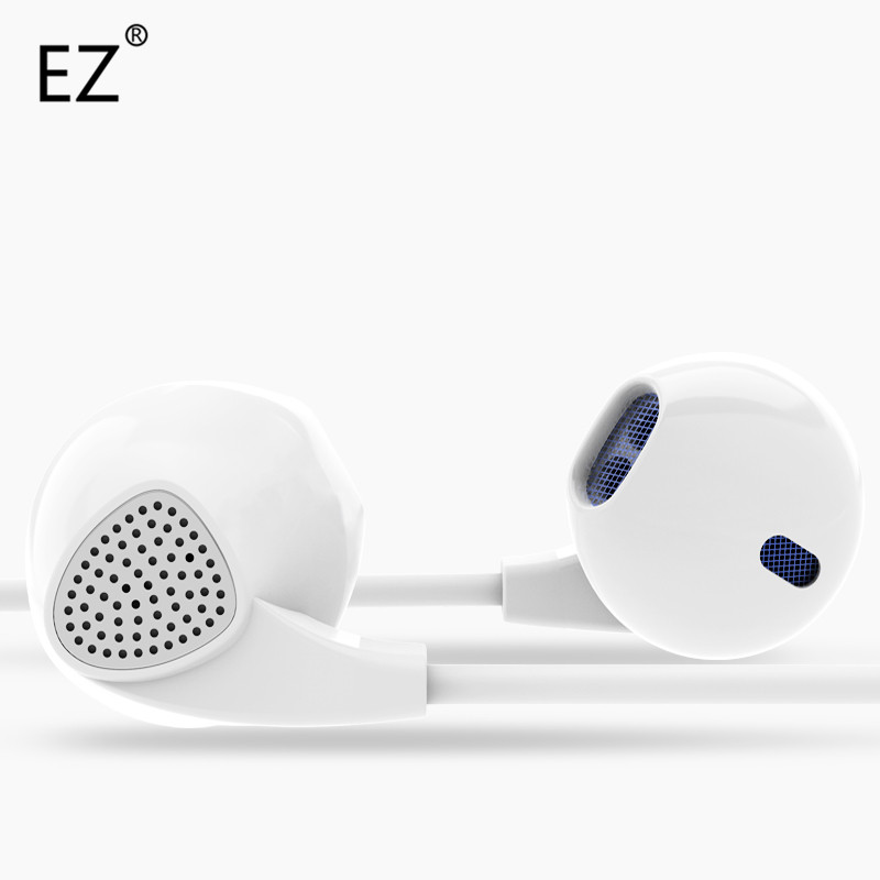 EZ PTM Brand Earbuds IM500 Original Headphones Earphone Bass Headset with Microphone for iPhone 5 6