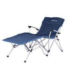 High Quality Portable Aluminum Alloy Fishing Chair Sun Lounger Leisure Chair Outdoor Beach Chair Folding Easy Rest Chair