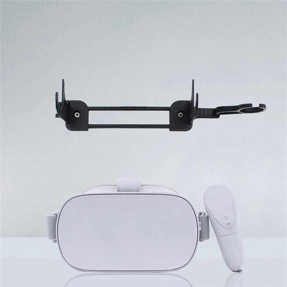 VR настенный крючок подставка для Oculus Go VR гарнитура контроллер Подставка для хранения кронштейн для Oculus Go виртуальной реальности Гарнитура