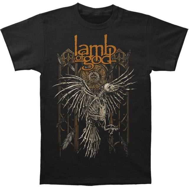 Lamb Of God Men's Crow...