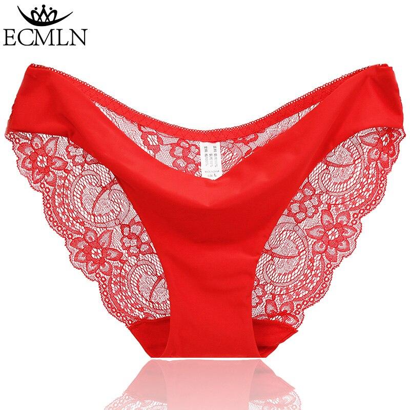Re Ladies Underwear Woman Panties Fancy Lace Calcinha Renda Sexy Panties For Women Traceless Crotch Of Cotton Briefs Hot Sale #2