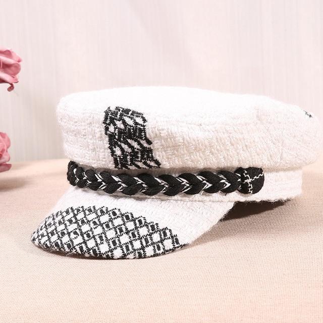 Women's Newsboy Cap Hat...