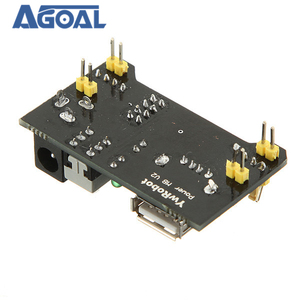 Image 3 - 10Pcs/lot MB102 Breadboard Module Adapter Shield Power Module 3.3V/5V For DIY MB 102 Free Shipping
