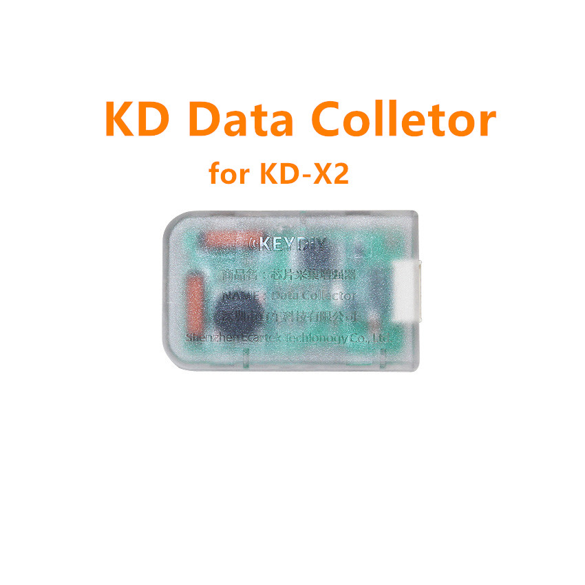 KD DATA Collector Easy to collect data from the car for keydiy KD X2 copy chip-in Air Bag Scan Tools & Simulators from Automobiles & Motorcycles