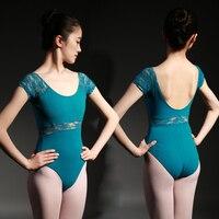 Girl Ballet Leotard Jacket Dance Top Coat Kids Ballets Dancing Clothing School Performance Practice Leotard Wear