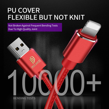 USB Cable for iPhone X 8 7 6 Plus