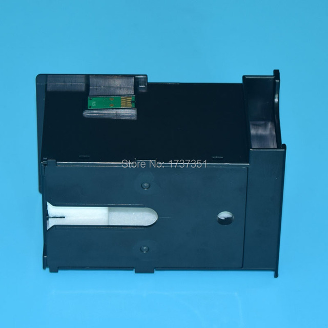 US $18 7 5% OFF|waste ink tank T6711 for Epson WorkForce Pro WF 7110 WF  7210 WF 7710 WF 7720 WF 7715 Maintenance ink cartridge-in Printer Parts  from