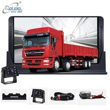 Relee RLDV 11 Camion dvr della macchina fotografica dello schermo di tocco sistema Dash Cam Dual FHD 1920x1080 P Video Recorder 7.0 Pollici auto scatola nera