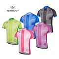 KEYIYUAN 2018 новый осенний мужской Джерси для велоспорта  спортивный Джерси  рубашка для велоспорта  дышащая  Влагонепроницаемая
