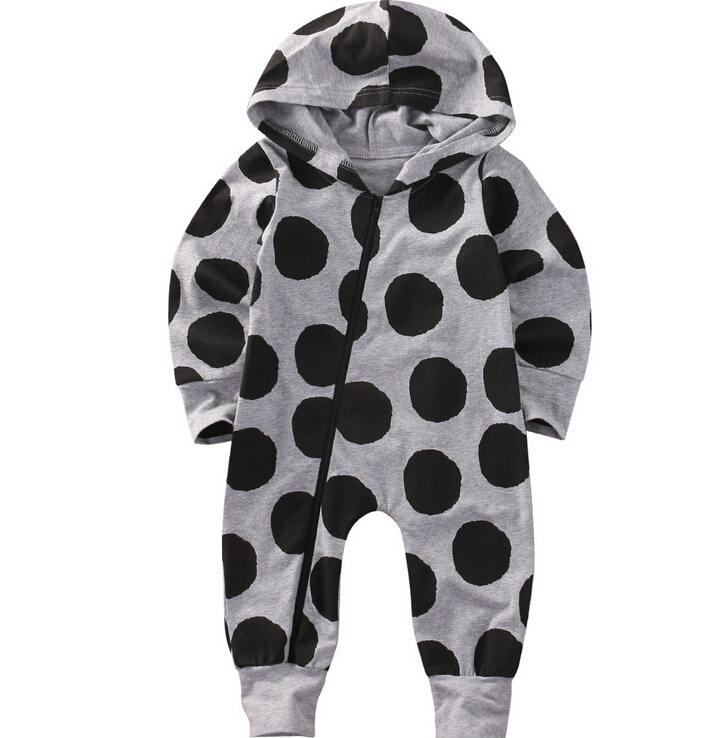 UK Newborn Infant Baby Boys Girls Romper Long Sleeve Warm Clothes Hooded Jumpsuit Zipper Clothes Outfit Bay Boy Girl newborn infant warm baby boy girl clothes cotton long sleeve hooded romper jumpsuit one pieces outfit tracksuit 0 24m