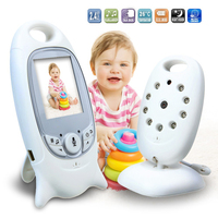 Home Room Use Old People Baby Monitor Wireless 1 To 1 Camera System Portable 8 Music