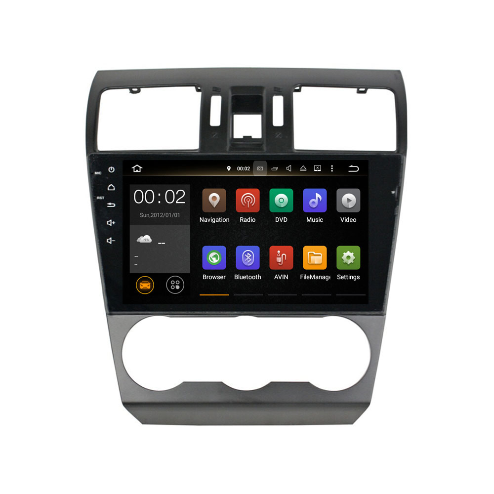 Octa Quad Core Android 7 1 6 0 Fit Subaru WRX 2014 2015 2016 font b