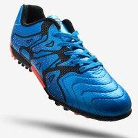 TIEBAO Futbol Ayakkabıları IN & IC Futbol Boots Sneakers Erkek Kadın Atletik Eğitim Ayakkabı chuteira futsal Cleats Botas De Futbol