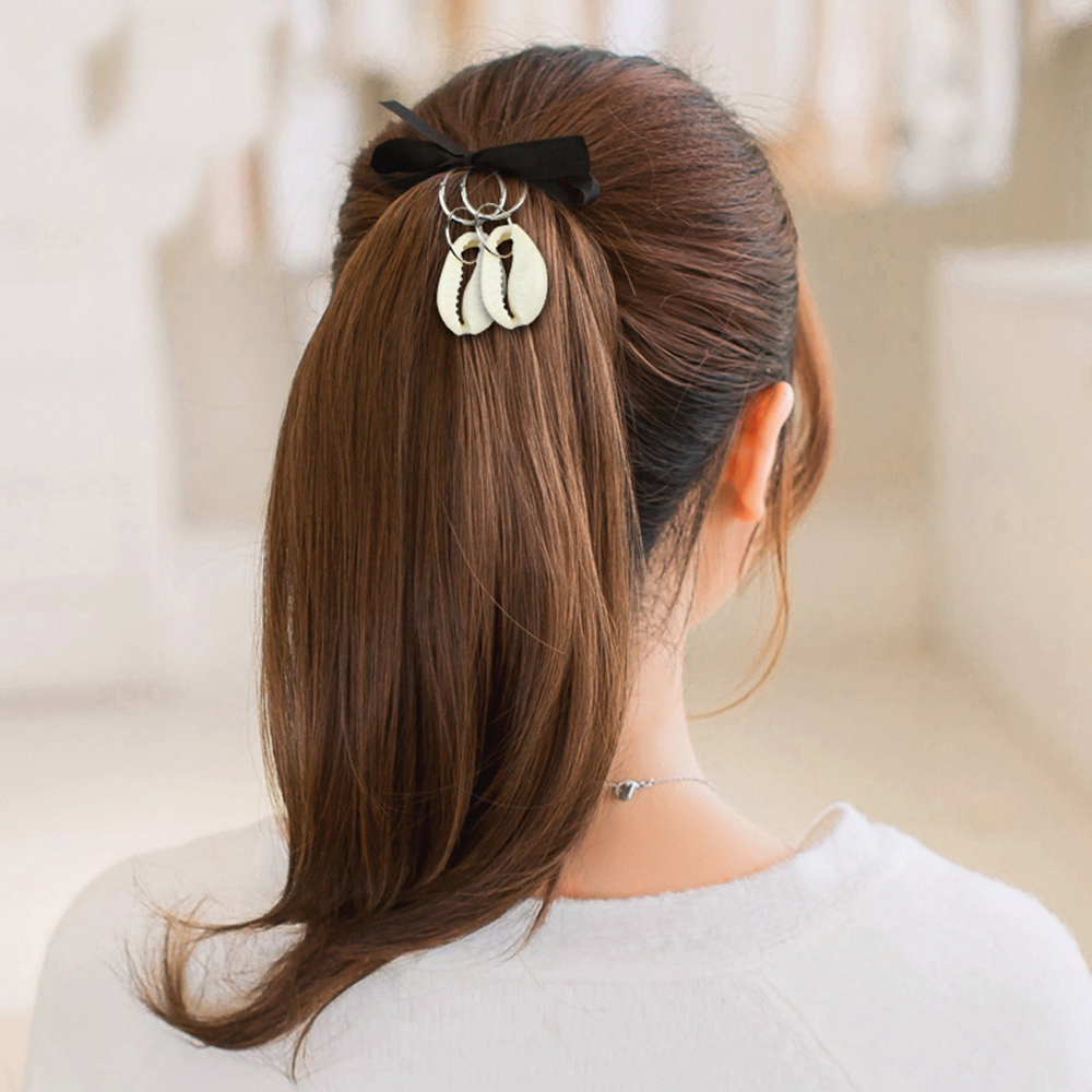 90pcs Personalized Hair Clip Metal Round Buckle Small Headband Crown