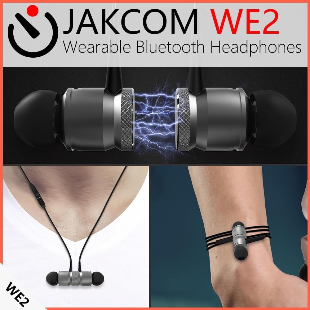 Jakcom WE2 Wearable Bluetooth Headphones New Product Of Smart Accessories As Fenix 5X Mi Band 1S Replace Tracker Wrist