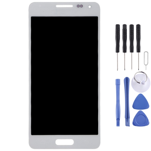 Original <font><b>LCD</b></font> Display + Touch Panel <font><b>for</b></font> <font><b>Galaxy</b></font> <font><b>Alpha</b></font> / <font><b>G850</b></font> / G850A, G850F, G850T, G850M, G850FQ, G850Y(White) image