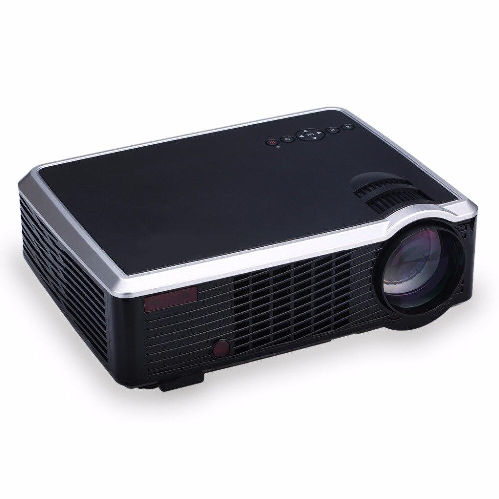 PonerSaund LED33-02 для дома Театр 4000 люмен 3D проектор необязательно Android WiFi Поддержка bluetooth Full HD 1080 P HDMI, VGA, USB ...