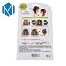 M MISM Fashion Women Multi Function Hair Styling Tools French Braiding DIY Fish Bone Bun Maker Hair Accessories Hair Dish