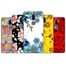 for Letv Leeco Cool 1 Dual Case Phone Case Ethnic Flower Case Cover for Letv Leeco Coolpad Cool1 5.5 Inch Hard PC Cover Back
