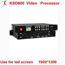 Video processor within single sending card for led screen 1920 1200
