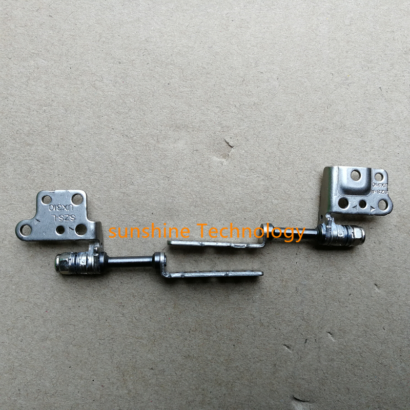 New lcd hinge  for ASUS UX310 UX310UQ series LCD laptop Screen Left & right