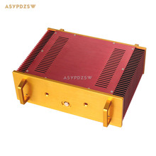 WA115 Full Aluminum enclosure Power amplifier chassis 320*440*150mm