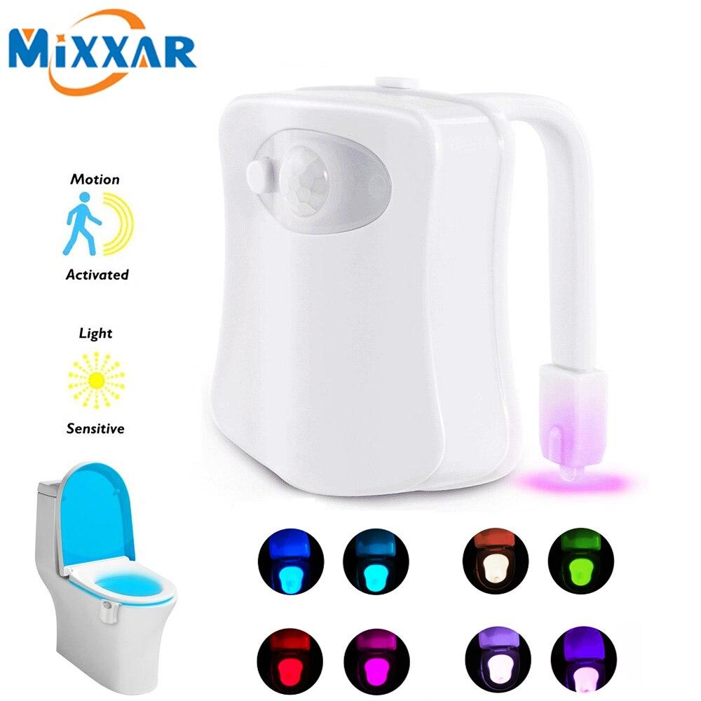 Home 8 Colors Smart Motion Sensor