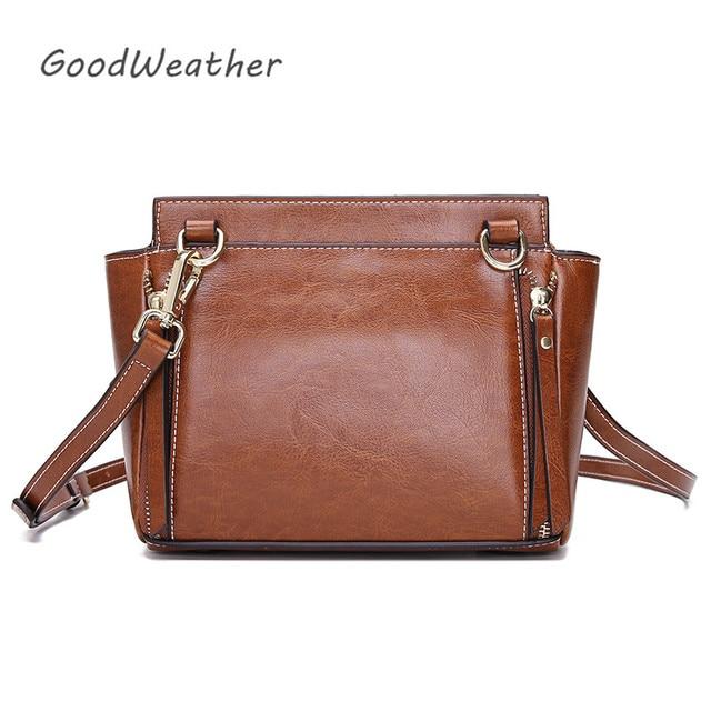 53a62a5d571b Ретро женщин сумки высокого качества спилка коричневого цвета сумки  Crossbody Повседневная винтажная сумка женская 2018