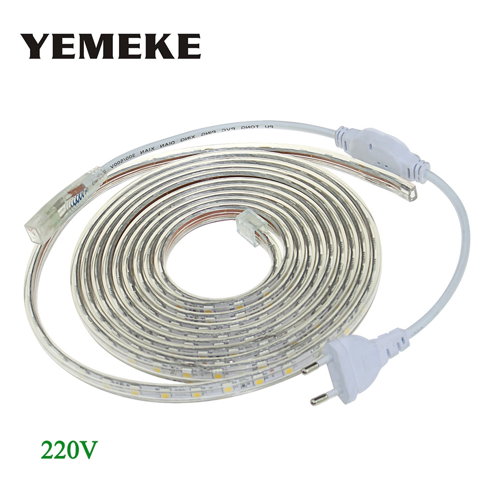 Led Strip 6m Cheap For All In House Products Led Strip 5050 220v In Full Home