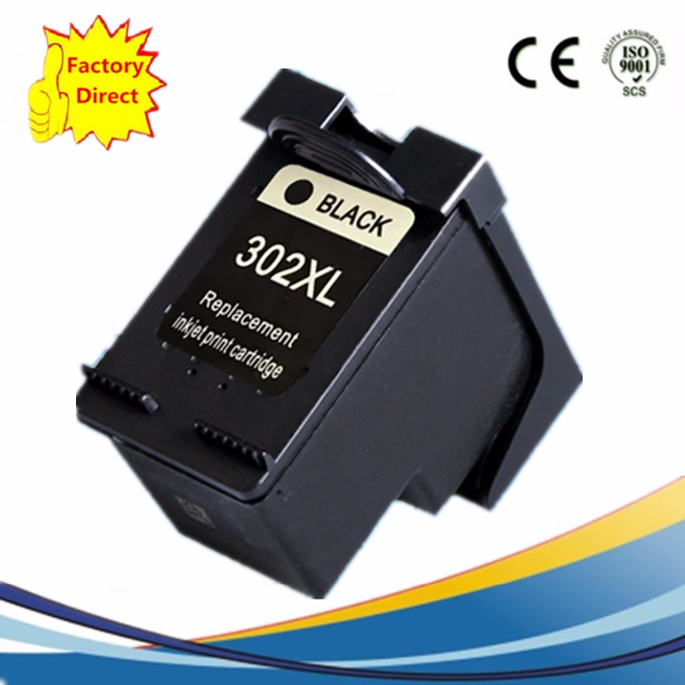 For HP ENVY 4520 4521 4522 4523 4524 Printer Ink Cartridge 302 302XL printer ink ns45