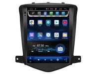 OTOJETA Android 8.1.0 vertical screen Car Multimedia tesla GPS NAVIGATION Radio player for 2008 2011 Chevrolet CRUZE AT/MT both