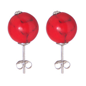 f19db5293 Coloful Droplets Stud Earrings For Women Genuine 925 Sterling Silver  Jewelry pandora Birthstone Earring bijouterie Birthday Gift-in Earrings  from Jewelry ...