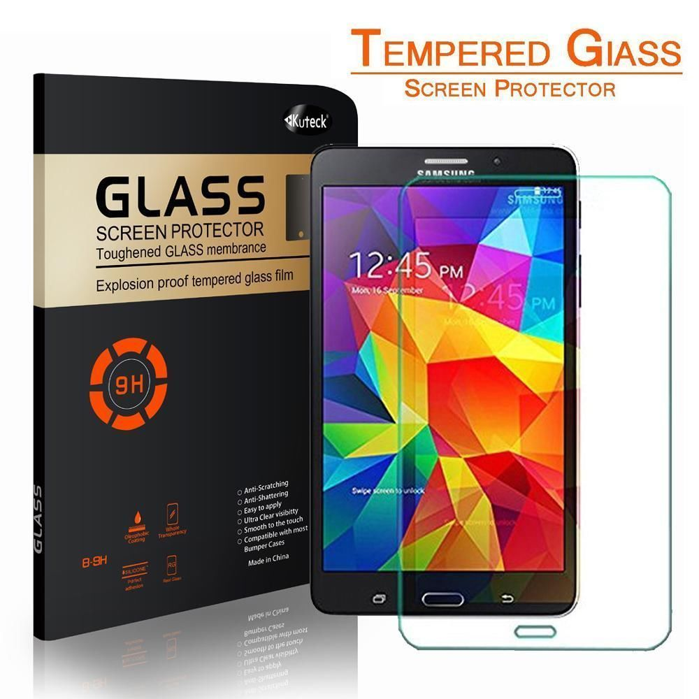 все цены на High quality! Tempered Glass Screen Protector Film For Samsung Galaxy Tab T230 T330 T530 t550 T560 Tablet Accessories S3C28D онлайн