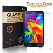 High quality! Tempered Glass Screen Protector Film For Samsung Galaxy Tab T230 T330 T530 t550 T560 Tablet Accessories S3C28D