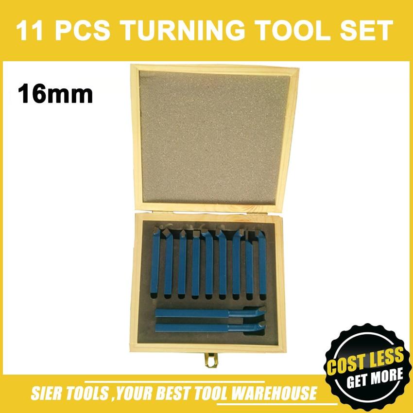 11pcs turning tools set/ 16*16mm cuttingl tools set/lathe tools11pcs turning tools set/ 16*16mm cuttingl tools set/lathe tools
