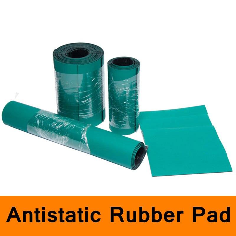 Watch Repair Antistatic Pad Mat Radio Pad Esd Table Mat Rubber Mat High Temperature 380 degrees Repair Tool Insulating
