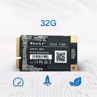 Original Vaseky 32G 1 8Inch Mini MSATA Solid State Drive For Computer 32GB Notebook SSD Disk