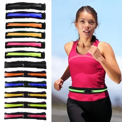 Bolsa deportiva para correr en la cintura bolsa de bolsillo para correr a prueba de agua portátil de ciclismo bolsa de culo para teléfono al aire libre antirobo Paquete de bolsas de cinturón