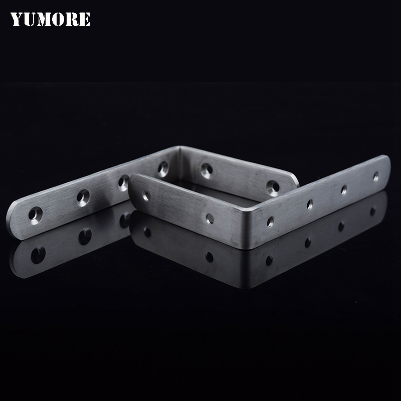 2pcs/lot Free Shipping high quality stainless steel 150*100mm decorative metal corner brackets for wood free shipping 10 pcs smr85zz abec3 5x8x2 5mm high quality stainless steel bearing 2pcs lot ball bearing 5x8x2 5