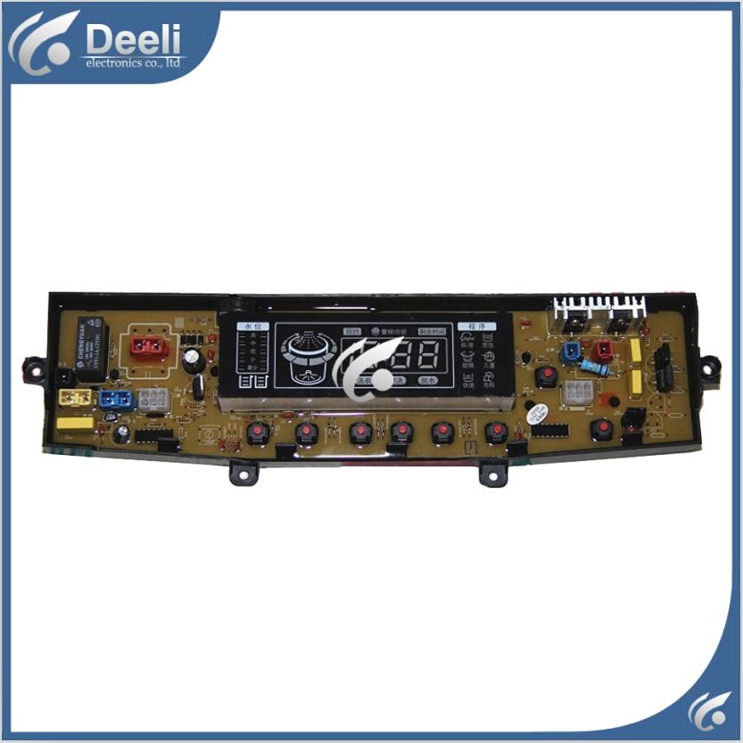 100% tested washing machine motherboard for MF-DNB-00 XQB52-H71 XQB55-H81 XQB60-H81 Computer board on sale все цены