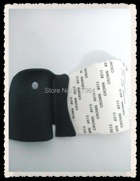 Right Grip Rubber Front Cover Replacement For Canon 60D Repair Part
