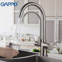 Gappo Kitchen Faucets Drinking Water Faucet Brass Kitchen Faucet Sink Mixer Water Taps Deck Mounted Mixer Tap Griferia