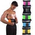 Homens espartilho shaper postura trainer cueca compressão homens Shapewear emagrecimento Shaper Do Corpo da cintura quente corsets trainer para homens