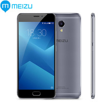 Original Meizu M5 Note Global Version 3GB RAM 16GB ROM 2.5D Glass 4G LTE Cell Phone Helio P10 Octa Core 5.5