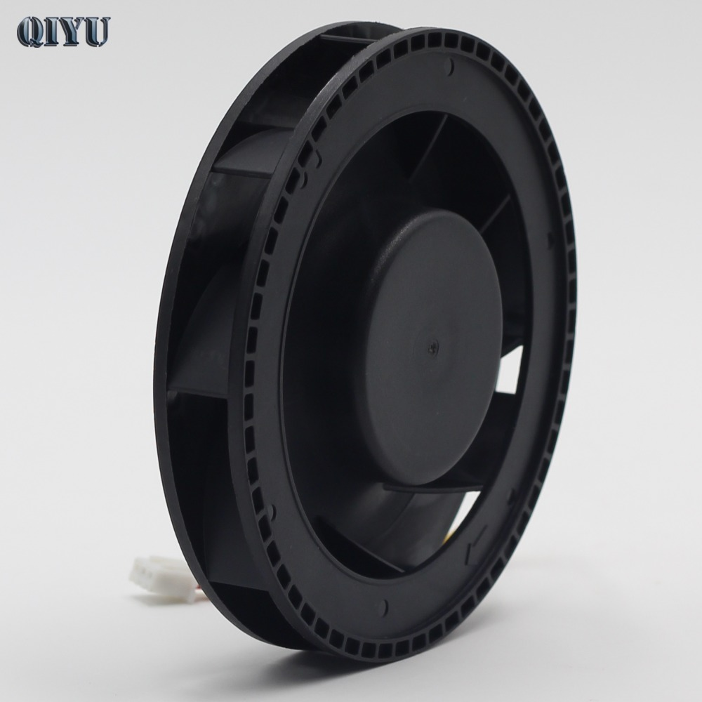 10025 DC 12V Purifier Centrifugal Fan,Brushless DC Motor,Car Air Purifier Fan,Overall Dimensions 100*25(mm),Silent Circular Fan