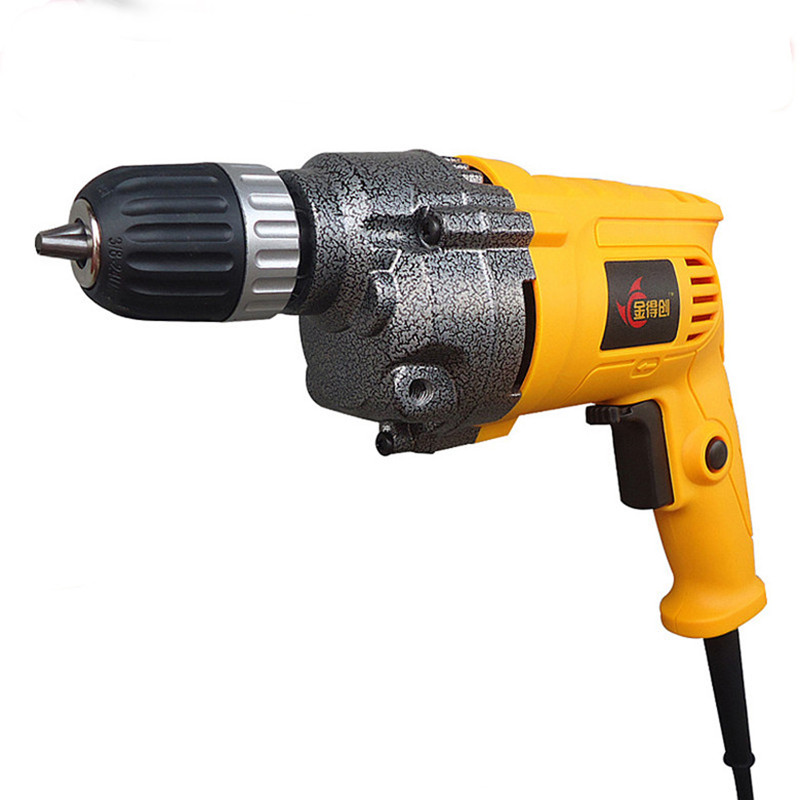 One Pcs Multifunction Hand Held Electric Drill Home Use ...