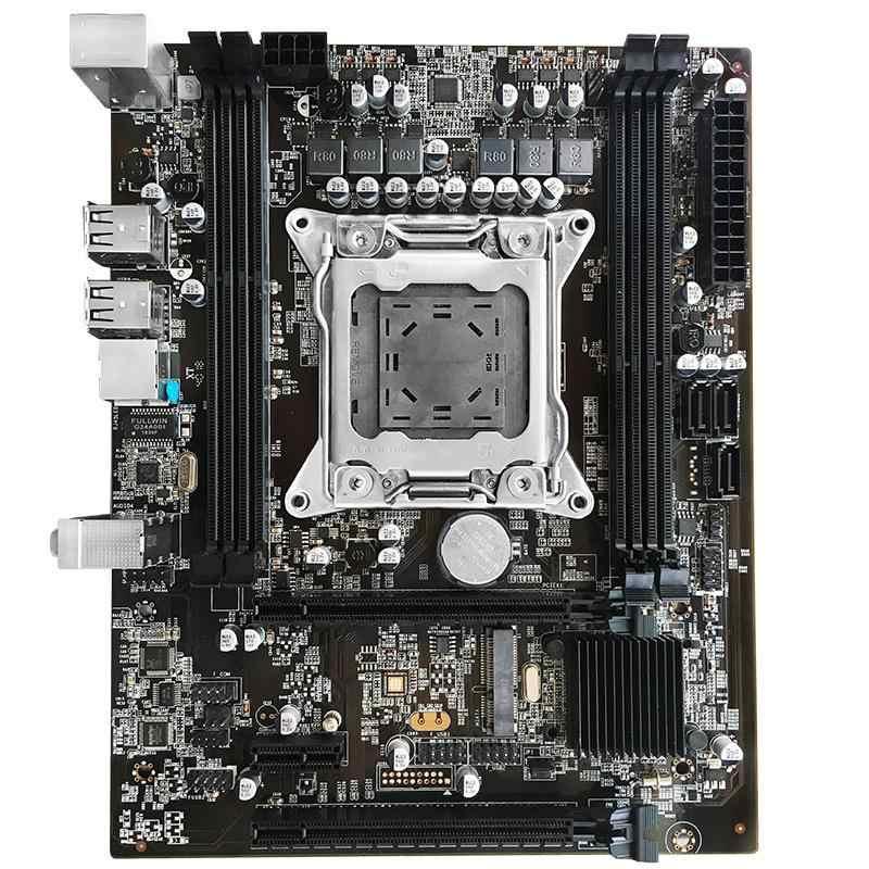 X79S PC マザーボード LGA 2011 DDR3 M-ATX マザーボード